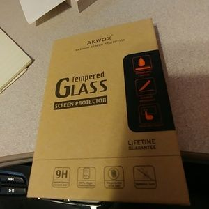 Tempered Glass Fitbit screen protector